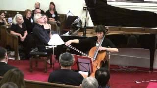Sonate de Concert pour violoncelle et piano