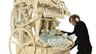 Musical Marble Machine