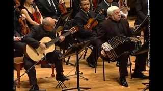 Double Concerto for bandoneon and guitar (comienza en el 4´30´´)