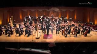 Concierto para arpa y orquesta