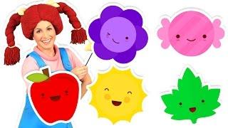 Canción de los Colores - Aprender los Colores