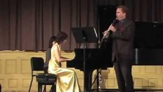 Pastoral (para clarinete y piano)