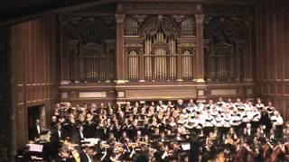 Three Russian Songs - nº 3