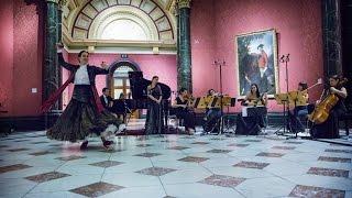 Fandango (con castañuelas) del Quinteto G. 448