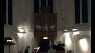 Sonate I, op 91, flute and Basso continuo