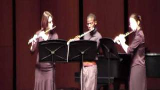 Sonata for 3 Flutes