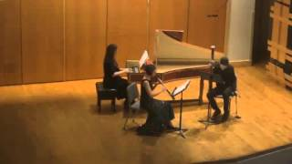 Sonata in E Minor for oboe, bassoon, and continuo