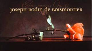 Trio sonata for oboe, bassoon (cello) & b.c. in E minor
