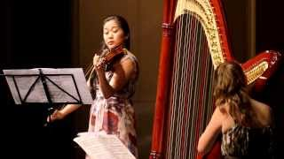 Fantaisie for Violin and Harp, Op. 124