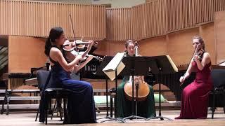 """Cuarteto nº 14 """"La muerte y la doncella"""""""
