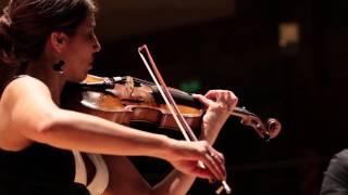 5 Piezas para dos violines y piano