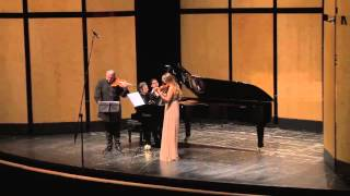 Serenata op. 92 per due violini e pianoforte