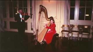 Sonate für Violine und Harfe c moll
