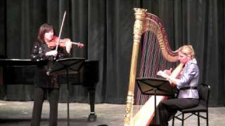 Sonata for Violin and Harp - I Mov