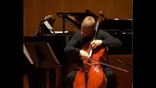 Sonata for Cello and Piano op 65