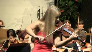 Ballade for violin and orchestra