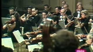 Tema y variaciones para arpa y orquesta
