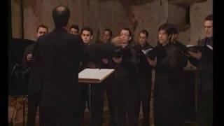 Choros n. 3 para coro masculino