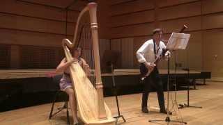 Sonata para fagot y arpa