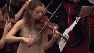 Concertino for violin and stringorchestra