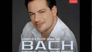 Sonata in E flat major, BWV1031
