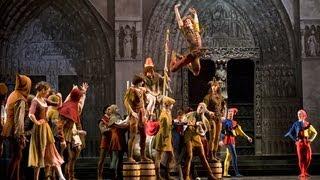 La Esmeralda. Ballet en tres actos