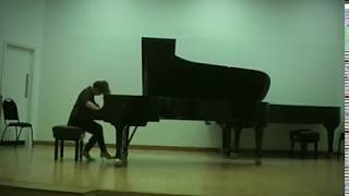 Variations and Fugue on a Russian Theme Op. 49