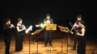 Quintet in D Major, Op 91 No. 3 - Movement 1