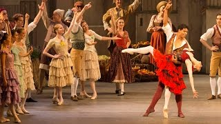 Don Quixote - Act I finale