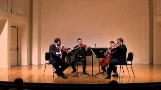 2nd String Quartet - Andante & Allegretto