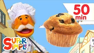 The Muffin Man + More | Kids Songs