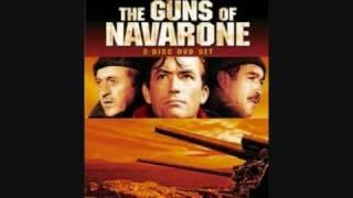 The Guns of Navarone – Theme song