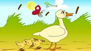 Un canard a dit à sa cane : « ricane, ricane »