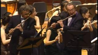 Sinfonie Concertante for 2 flutes & orchestra