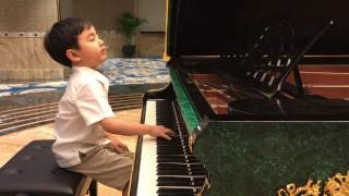 Minute Waltz  (5-Year-Old)