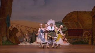 La fille mal gardée - The Clog Dance