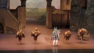 La Fille Mal Gardée - The Chicken Dance