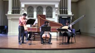 Violin Sonata Op. 5 No. 3 in C Major