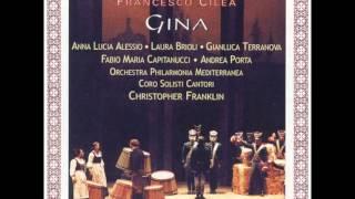 Gina. Ópera en tres actos