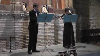 Duo for flute and clarinet op.46 nº 1