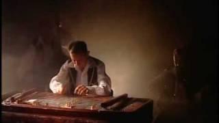 Cimbalom (dulcimer) solo