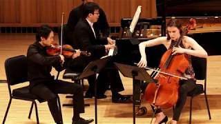 Piano Trio No. 2 in F minor