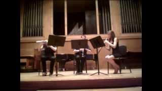 Divertimento for Wind Trio