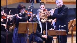 Rigoletto Fantasie for two flutes and orchestra