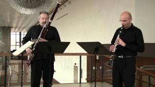 Trio for Oboe, Clarinet, and Bassoon: III Final