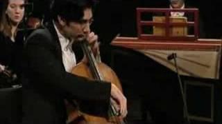 Concerto para violoncello en la menor III Mov. Allegro