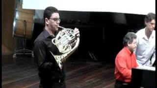 Variaciones del Carnaval de Venecia de Paganini