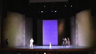 Ainadamar. Ópera en tres escenas (Parte 1)