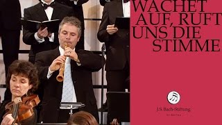 Cantata BWV 140 1 - Chorus