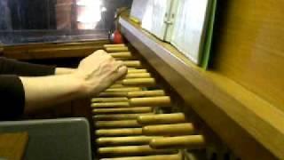 Pamiers, cathédrale, carillon